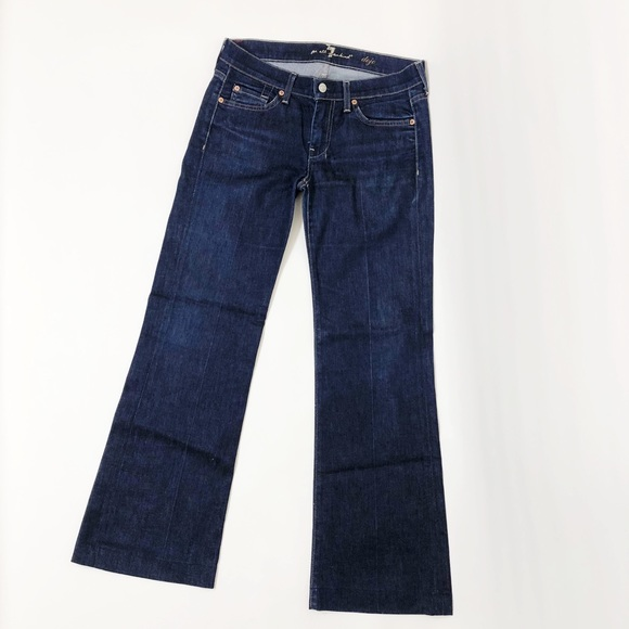 7 For All Mankind Denim - 7 For All Mankind Dojo Jeans Size 28